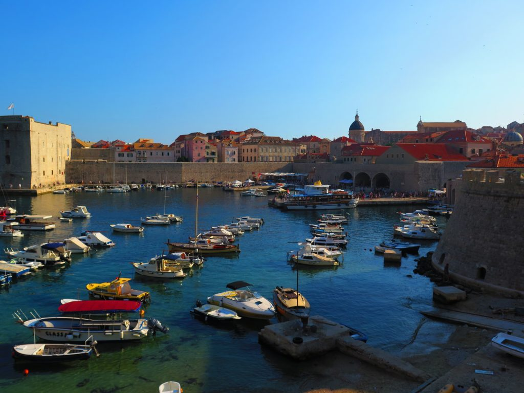 Getting Lost and Getting Found in Croatia