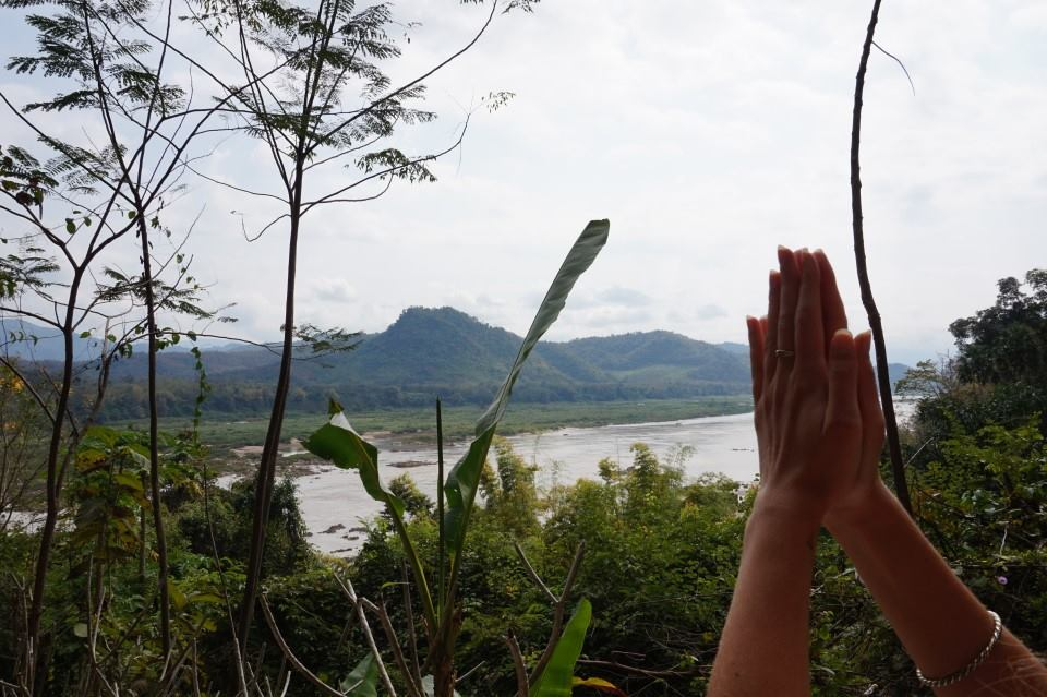 Life in Laos: growing, meditating and…chilling