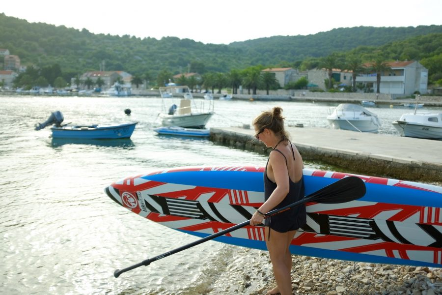10 reasons why you should go on a SUP yoga holiday