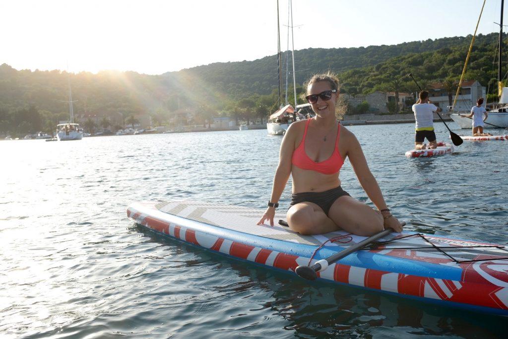 sup yoga experience vis summersalt yoga
