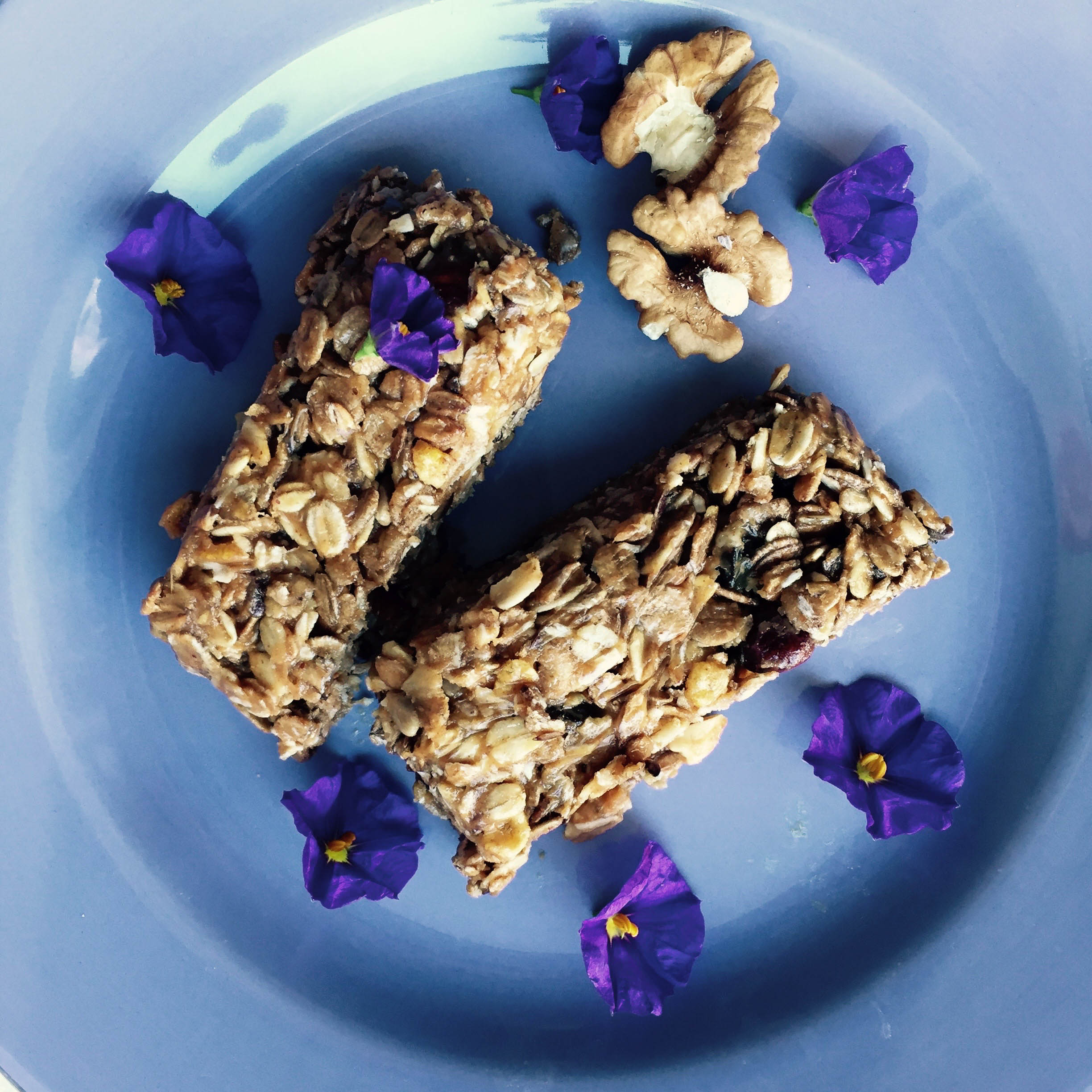 Recipe: Muesli Flapjacks