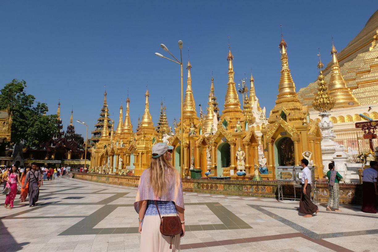 Myanmar – a land of gems, dust and kindness