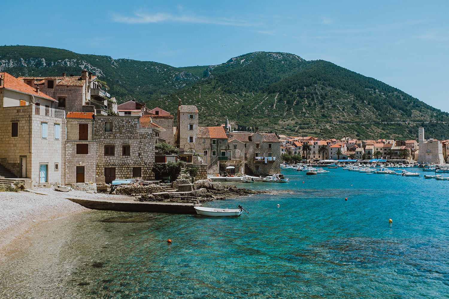 The top 10 must visit places on Vis island