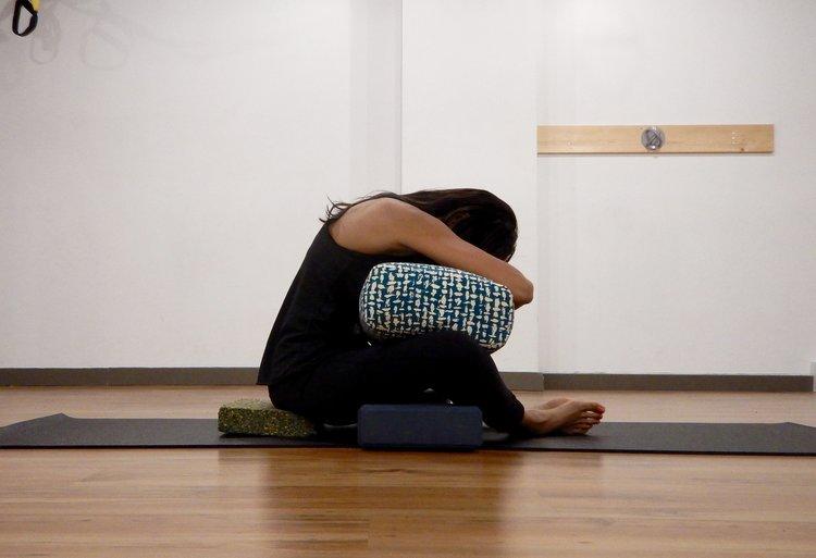 yin yoga summersalt yoga